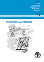 FAO Technical Guidelines for Responsible Fisheries Cover Image