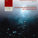 canadian journal of fisheries and aquatic sciences cover Image