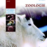 Canadian Journal of Zoology Cover Image