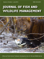 journal of fish and wildlife mgmt
