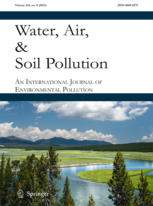 Water Air and Soil Pollution