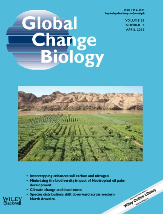 global-change-biology