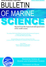 Bulletin of Marine Science Cover Image