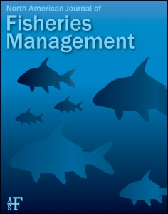 north american journal of fisheries management cover image