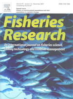 Fisheries Research Cover Image