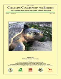 Chelonian Conservation and Biology Cover Image